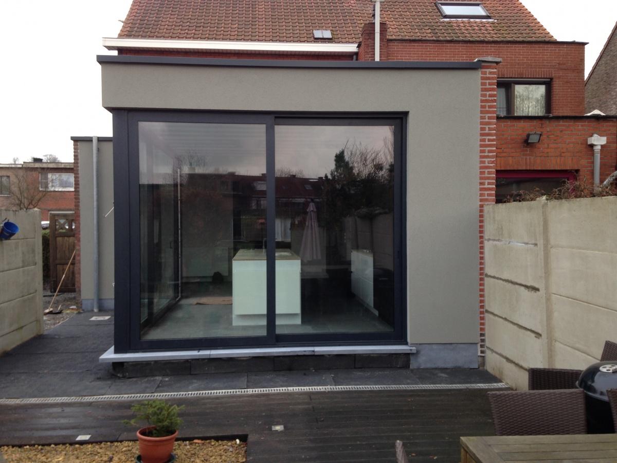 Keukenrenovatie Offerte : Aanbouw Antwerpen Aannemer aanbouw bijbouw